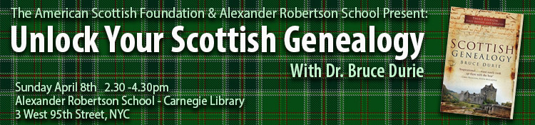 Unlock Your Scottish Genealogy