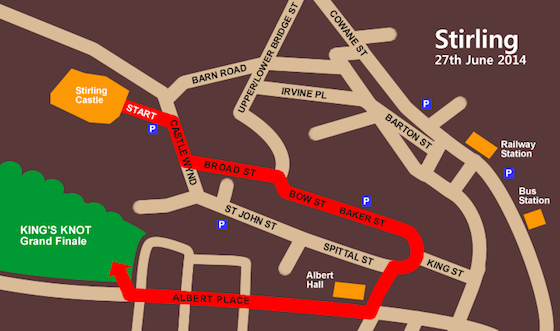 stirlingmap