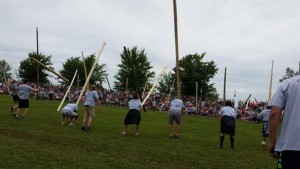 caber shoot