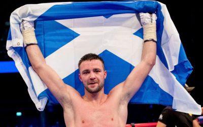 Scottish Boxer Josh Taylor is Champion of The World