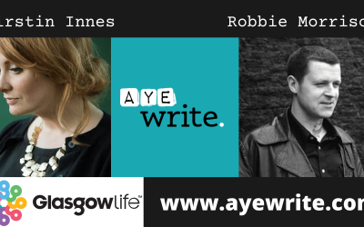 Aye Write Festival ScotsInUs Podcast Special