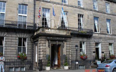 The Royal Scots Club in Edinburgh