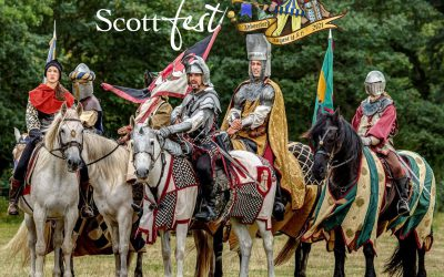 Scottfest2021 at Abbotsford The Home of Sir Walter Scott